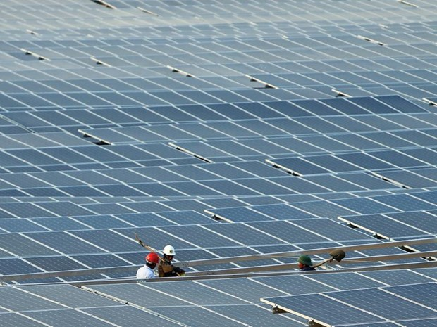 Thai investors beam capital into solar power projects in Vietnam hinh anh 1