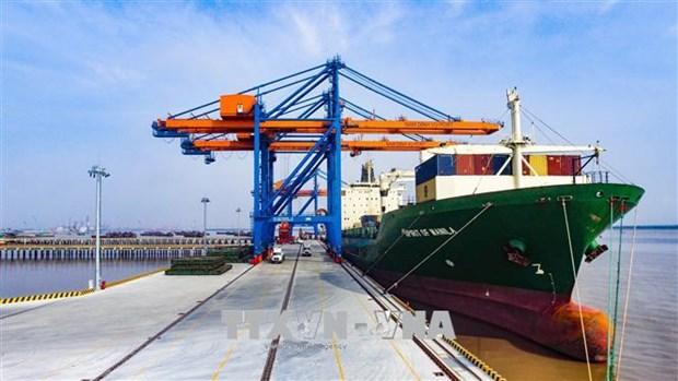 Vietnam looks to build criteria for ecological seaports hinh anh 1