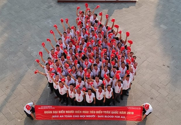Event to honour 100 outstanding blood donors hinh anh 1