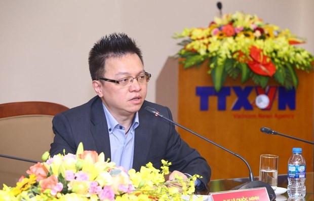 External Information Service Awards scaled up: VNA Deputy General Director hinh anh 1