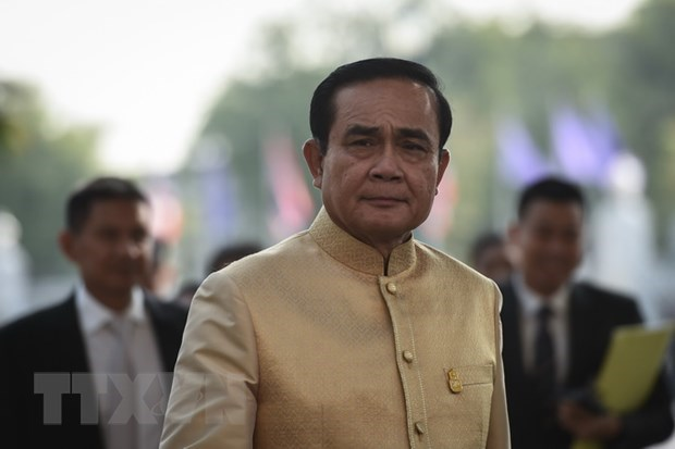 Thai parliament elects Prayut Chan-o-cha as prime minister hinh anh 1