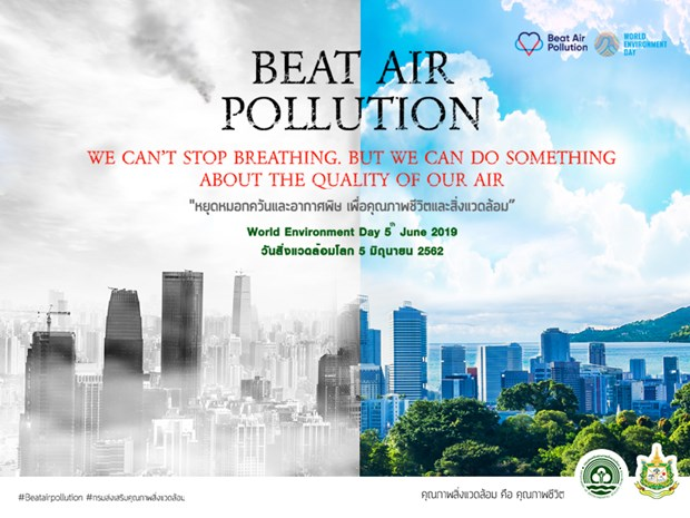Thailand hosts World Environment Day 2019 hinh anh 1