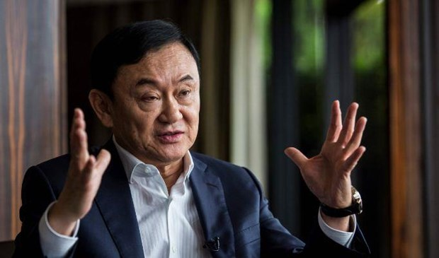 Thailand's ex-PM Thaksin Shinawatra receives another jail term hinh anh 1