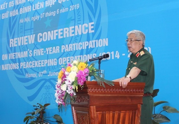 Vietnam enhances cooperation in UN peacekeeping operations hinh anh 1