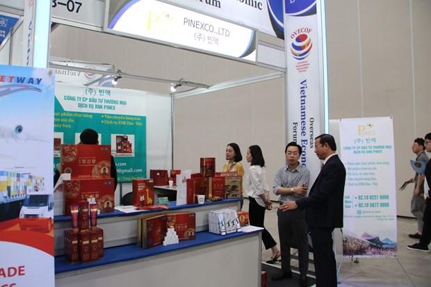 First overseas Vietnamese economic forum kicks off in RoK hinh anh 1