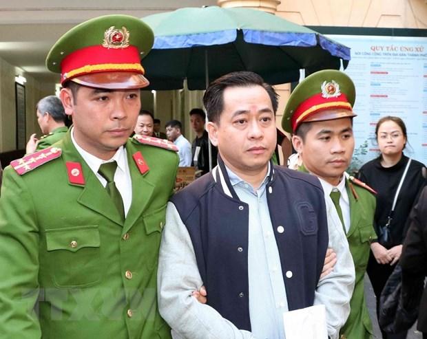 HCM City court upholds jail sentence for Phan Van Anh Vu hinh anh 1