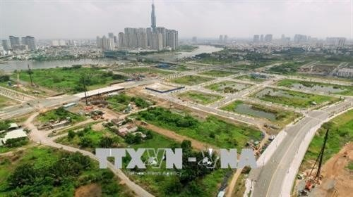 HCM City seeks investors for nine plots in Thu Thiem hinh anh 1