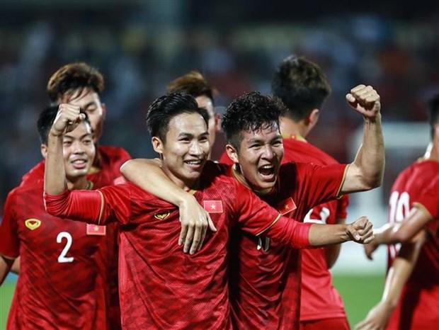 U-23 Vietnam defeat Myanmar 2-0 in friendly match hinh anh 1