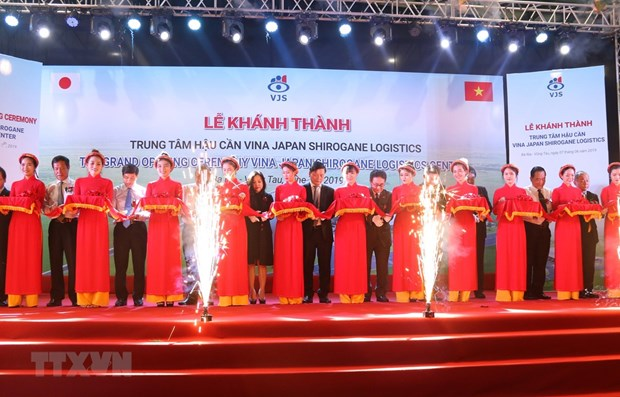 Vina Japan logistics centre opens in Ba Ria – Vung Tau hinh anh 1