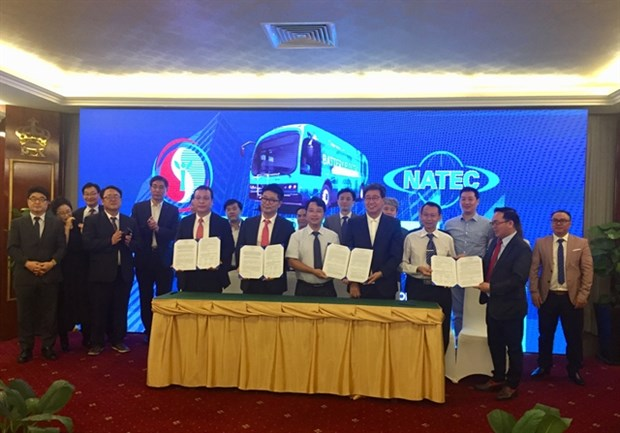HCM City to get electric bus rapid transit system hinh anh 1