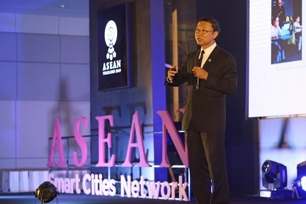 Thailand promotes ASEAN smart cities network initiative hinh anh 1