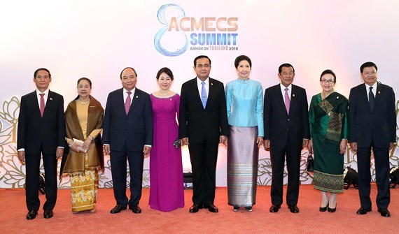 Thailand hosts ACMECS this week hinh anh 1