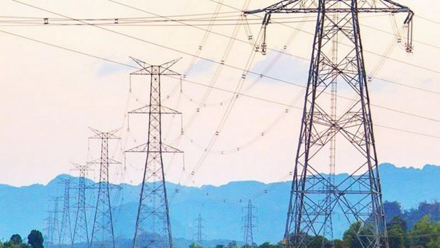 Laos resolved to develop electricity sector hinh anh 1