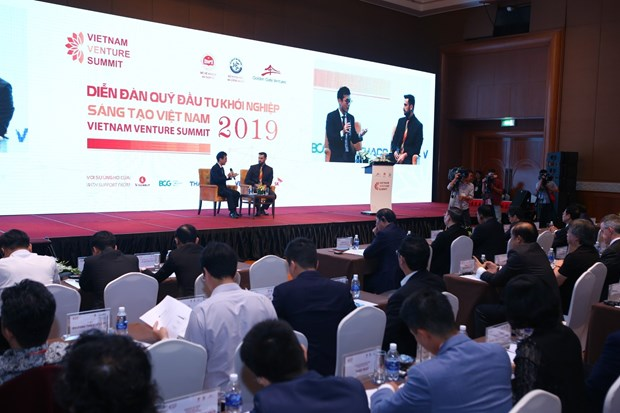 Vietnam Venture Summit connects government with int'l venture funds hinh anh 1