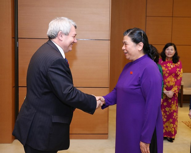 Vietnam, Czech suggested to soon work on nurse export hinh anh 1