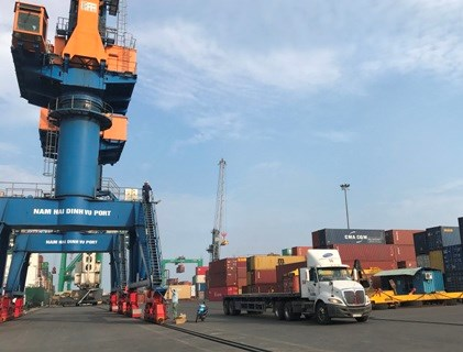 Vietnam to lift cross-border trade transaction index hinh anh 1