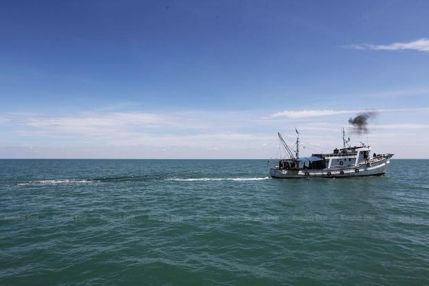 Fishing banned in Gulf of Thailand hinh anh 1