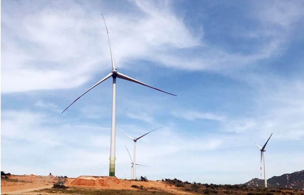 Vietnam needs stable legal framework for wind power: workshop hinh anh 1