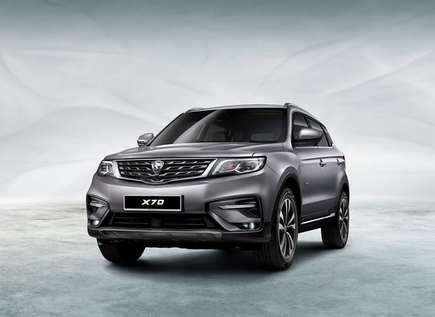 Proton's car sales hit four-year high hinh anh 1