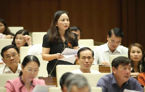 18th working day of 14th NA's seventh session hinh anh 1
