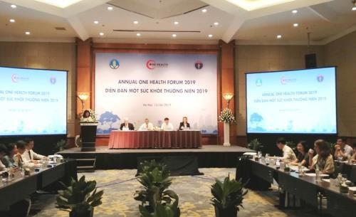 Vietnam's efforts in fighting zoonoses applauded hinh anh 1
