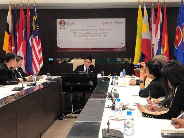 Thailand ready for 37th SOM on Energy hinh anh 1