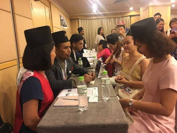 Nepal tourism promoted in Hanoi hinh anh 1