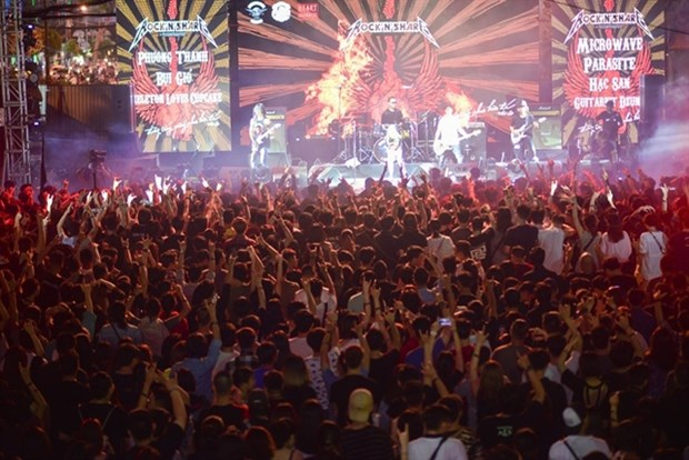 Rock concert raises funds for kids living in remote areas hinh anh 1