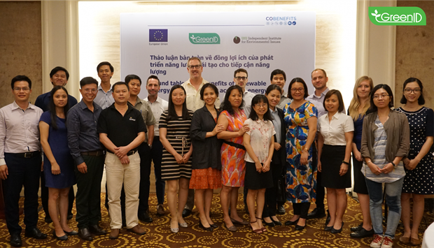 Workshop discusses air-health benefits from clean energy hinh anh 1
