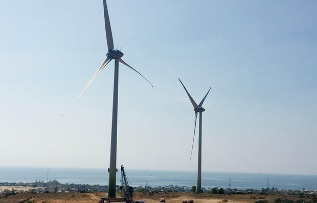 Offshore wind power seminar held in Hanoi hinh anh 1