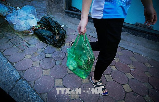 Vietnam works toward no plastic waste community hinh anh 1
