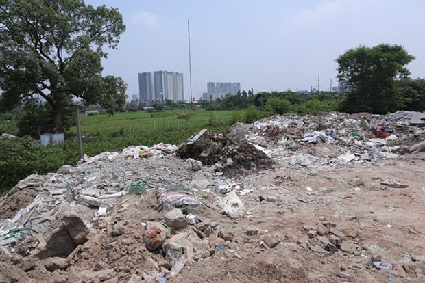 Seminar looks to find best waste treatment model for Vietnamese localities hinh anh 1