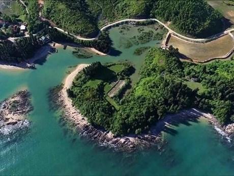 Quang Ninh has additional sea and island tourism site hinh anh 1