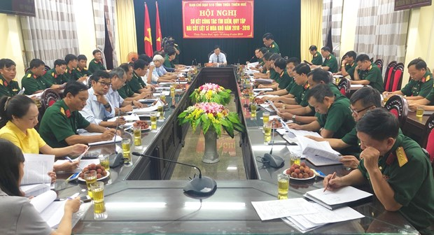 Thua Thien-Hue to boost repatriation of martyrs' remains in Laos hinh anh 1