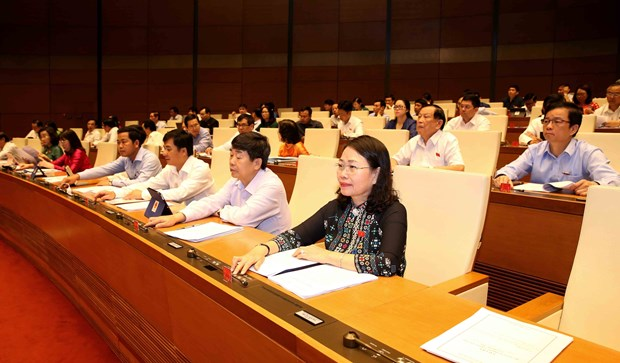 Revised laws on criminal judgment execution, education adopted hinh anh 1