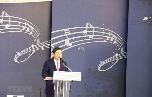 Seoul week marks ASEAN-RoK dialogue hinh anh 1