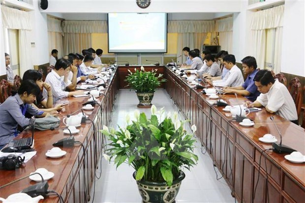 Solutions sought for construction of aviation logistics hub in Can Tho hinh anh 1