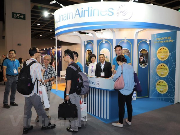 Vietnam's tourism products introduced at Hong Kong travel expo hinh anh 1