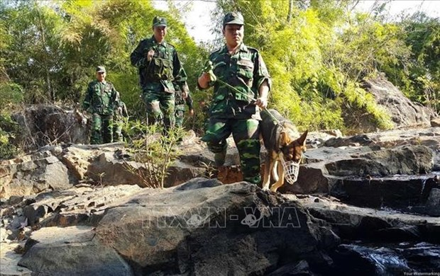 Vietnamese, Cambodian localities intensify border work hinh anh 1