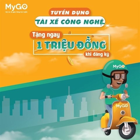 Viettel launches ridehailing application MyGo hinh anh 1