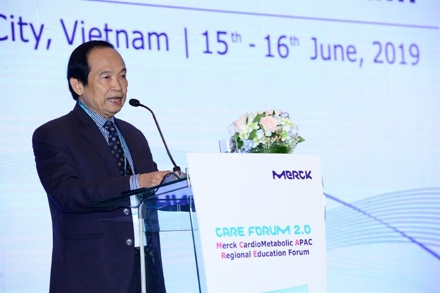 Vietnam hosts regional cardio-metabolic education forum hinh anh 1