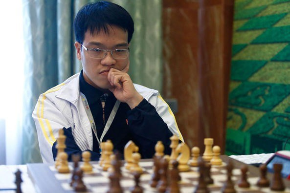 Vietnamese GM wins Asian Chess Championship title hinh anh 1