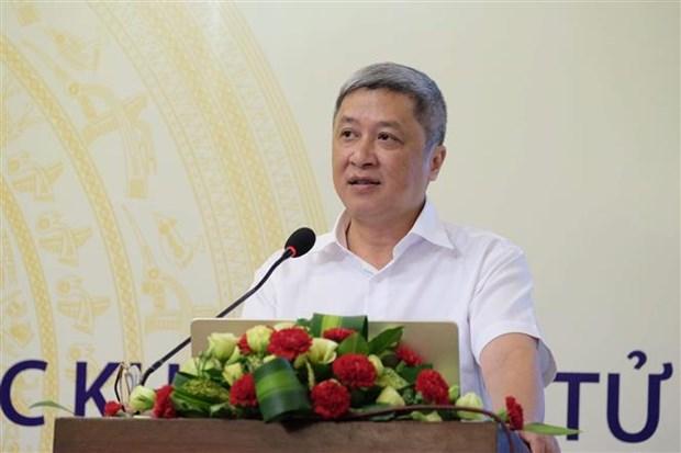 Seminar boosts national e-medical record software application hinh anh 1