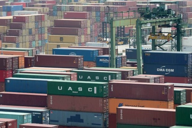 Singapore's non-oil exports down 15.5 percent in May hinh anh 1