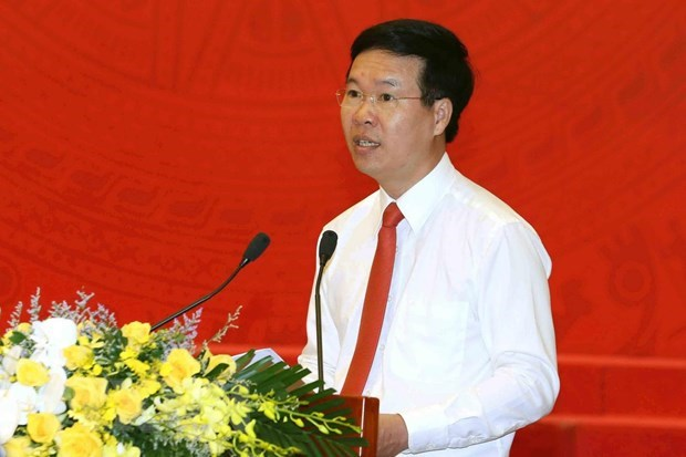 Social media for country's political stability: official hinh anh 1