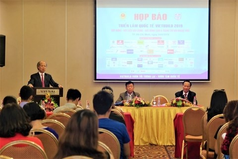 HCM City to host 2nd Vietbuild expo of 2019 hinh anh 1