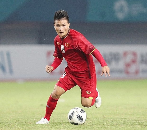 Hai named in top 6 Asian footballers ready to play in Europe hinh anh 1