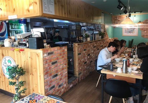 Vietnamese restaurant chain Alagi finds foothold in RoK hinh anh 1