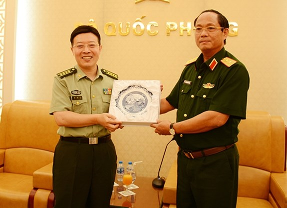 Vietnam treasures defence ties with China hinh anh 1