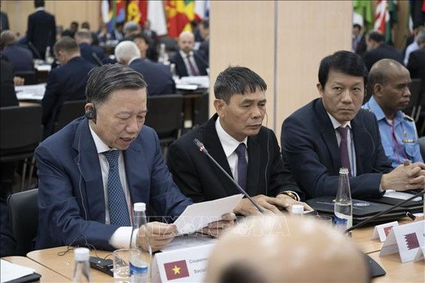 Vietnam calls for multinational efforts to cope with global security threats hinh anh 1